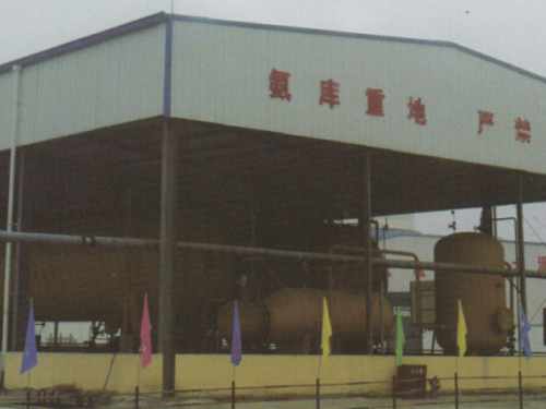 50,000-500,000t/y Ammoniation Fertilizer Granulation Equipment Sets